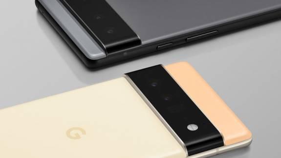 Végre bemutatja a Google a Pixel 6 készülékeket, nézd élőben! kép