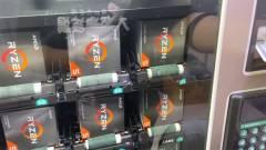 Japánban már automatából is lehet processzorokat vásárolni kép