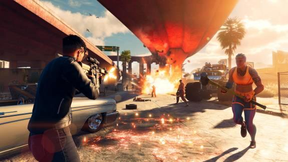 Jön a Saints Row reboot, itt az első trailer! kép