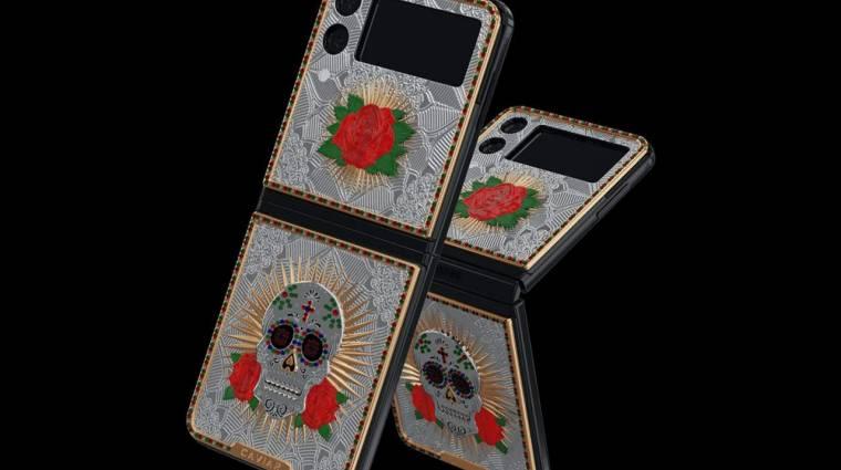 Mexikói gengszternek érezheted magad ezekkel a Samsung mobilokkal kép