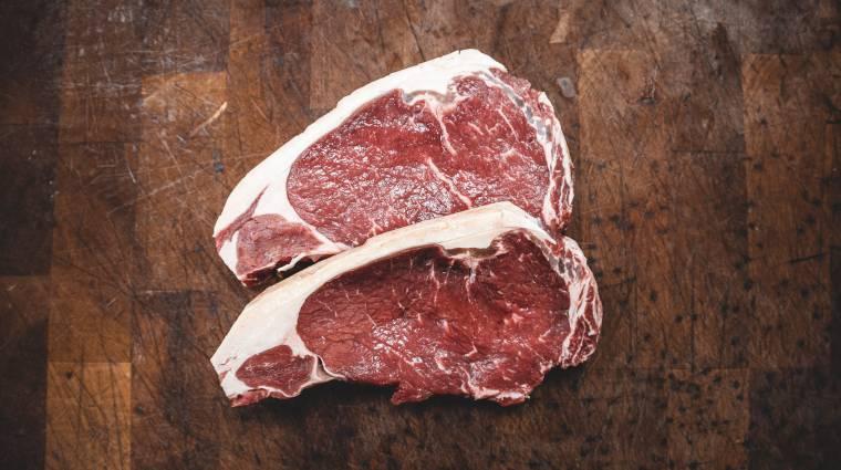 3D-nyomtatással reprodukálták a világ legjobb marhahúsát kép