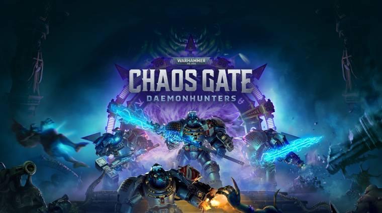 Hangulatos előzetes vezeti fel Warhammer 40,000: Chaos Gate - Daemonhunterst bevezetőkép