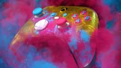 A Forza Horizon 5 limitált kiadású kontrollere előbb érkezik, mint a játék kép