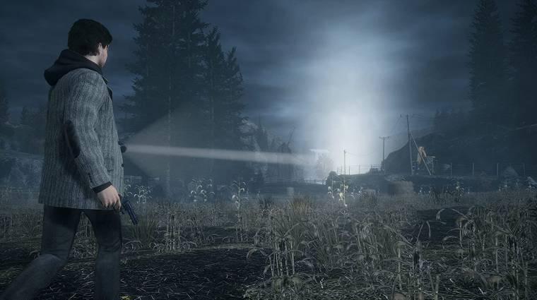 Végre megérkezett az Alan Wake Remastered trailere, megjelenési dátummal bevezetőkép