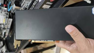 Fényképeken egy állítólagos AMD bányászkártya, aggódhatnak a játékosok kép