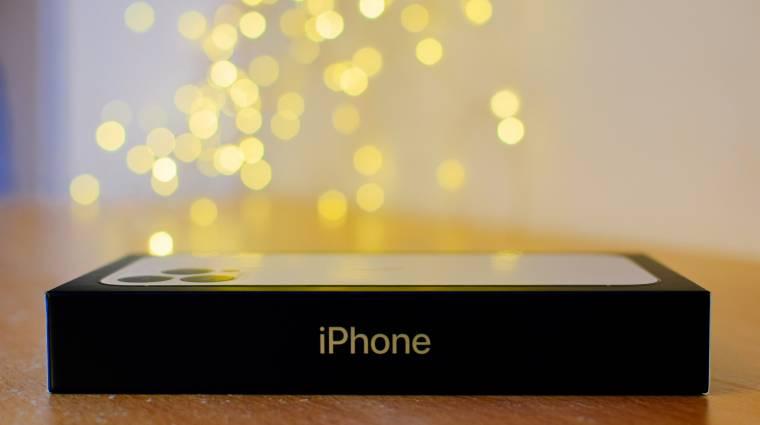 Komolyan visszafoghatta az iPhone-ok gyártását az Apple kép