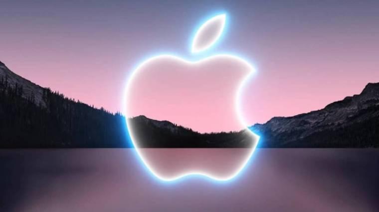 Megvan mikor mutatják be az iPhone 13-as modelleket kép