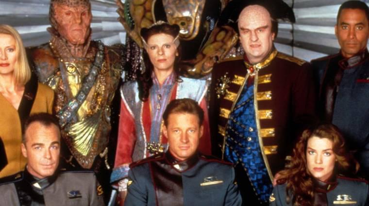 Babylon 5 reboot érkezik a The CW-re kép