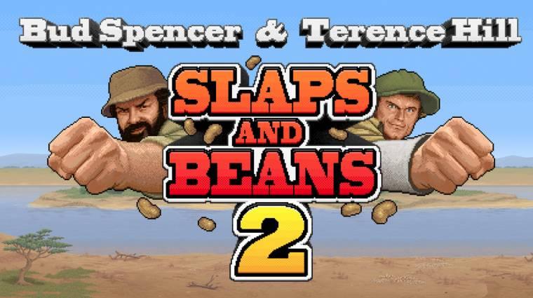 Bud Spencer és Terence Hill videojátékos kalandjai folytatódnak, jön a Slaps and Beans 2 bevezetőkép