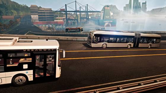 Bus Simulator 21 infódoboz