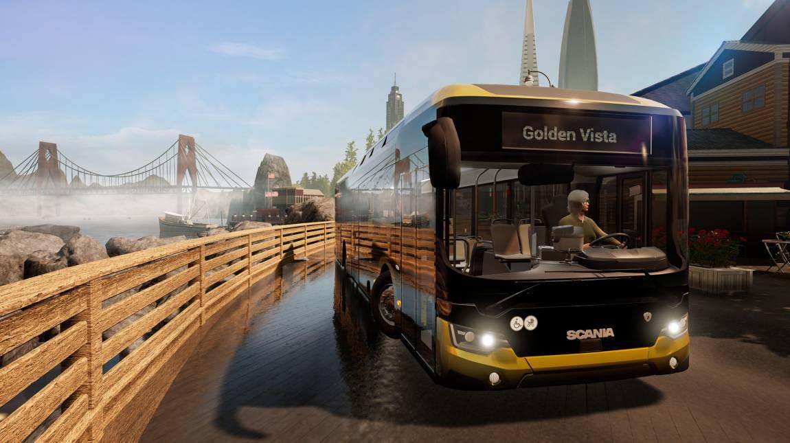 Bus Simulator 2021 teszt - jegyeket, bérleteket! bevezetőkép