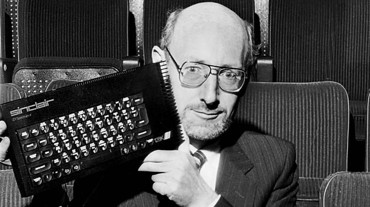 Elhunyt Clive Sinclair, akinek a ZX Spectrumot köszönhettük bevezetőkép
