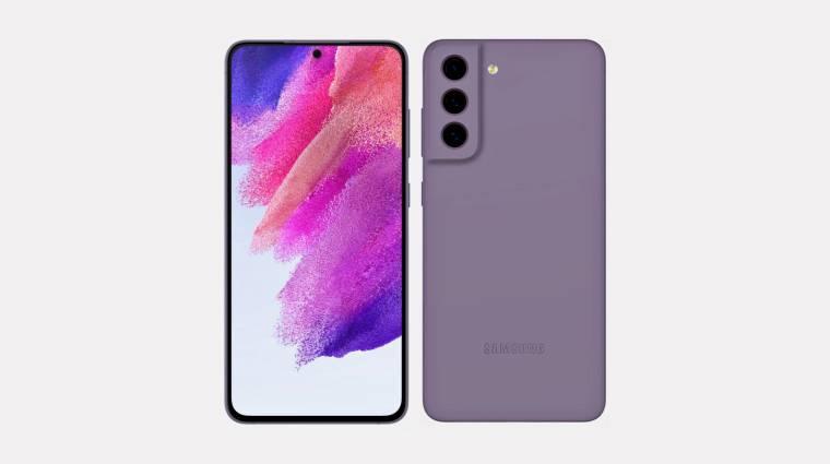 Töltő nélkül érkezhet a Samsung Galaxy S21 FE kép
