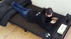 Japánban már gamer matracot is árulnak kép