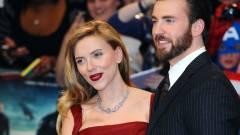 Újra együtt szerepelhet Chris Evans és Scarlett Johansson kép