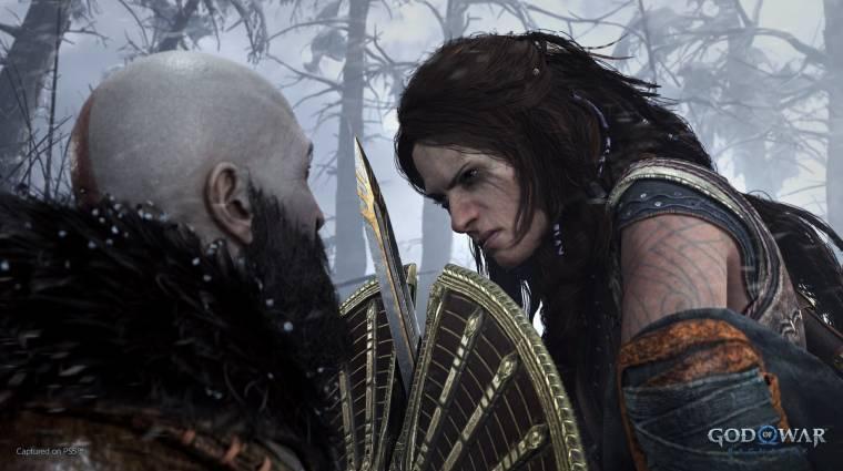 Válogathatunk majd a pajzsok között a God of War Ragnarökben bevezetőkép