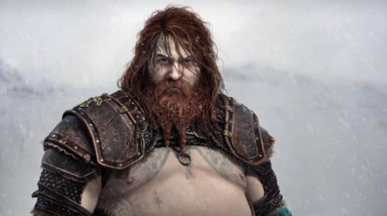 Sokan háborognak, de mi már most imádjuk a God of War: Ragnarök Thorját bevezetőkép