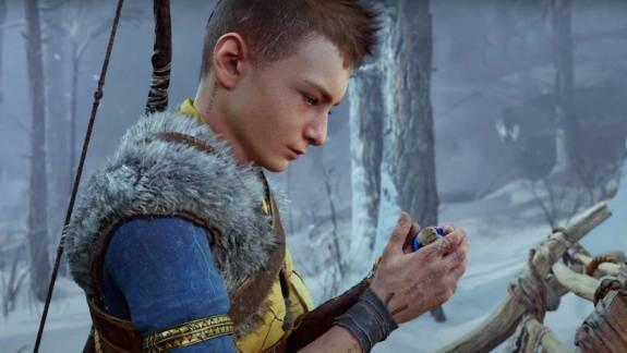 Vajon mi lehetett az a kék gömb Atreusnál a God of War: Ragnarök előzetesében? kép