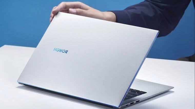 Itt a Honor első Windows 11-es laptopja kép