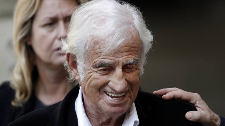 Elhunyt Jean-Paul Belmondo kép