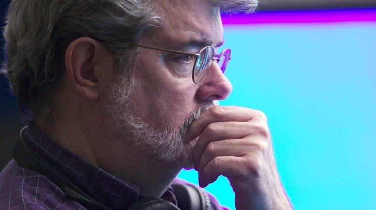 Dokusorozatot készít Lawrence Kasdan George Lucasról és az ILM-ről kép