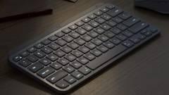 Elegáns, kompakt változatot kap a Logitech MX Keys kép