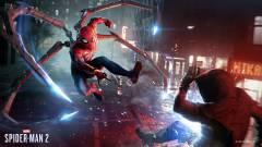 Szivárgás árulkodik a Marvel's Spider-Man 2 ellenfeleiről és újításairól kép