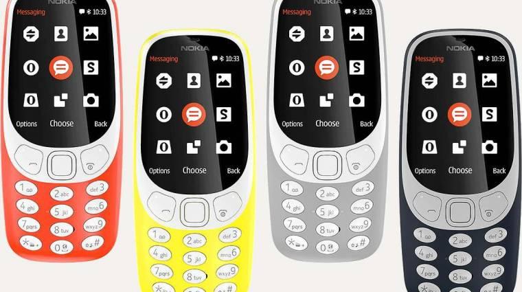 Egészben nyelt le egy Nokia 3310-et egy koszovói férfi kép