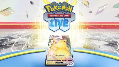 Jön a Pokémon Trading Card Game Live, amit bárki ingyen pörgethet kép