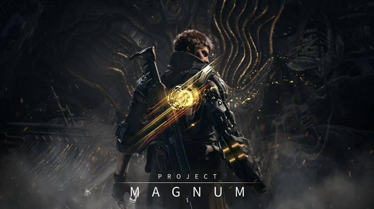 Elképesztően látványos a Project Magnum gameplay bemutatója bevezetőkép