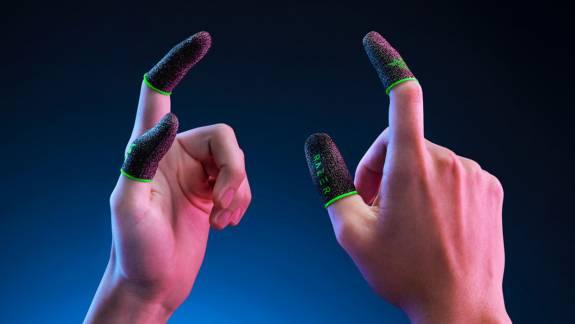 Nem vicc: ujjvédőkkel segít a Razer, hogy a mobiljátékosok a maximumot nyújthassák kép