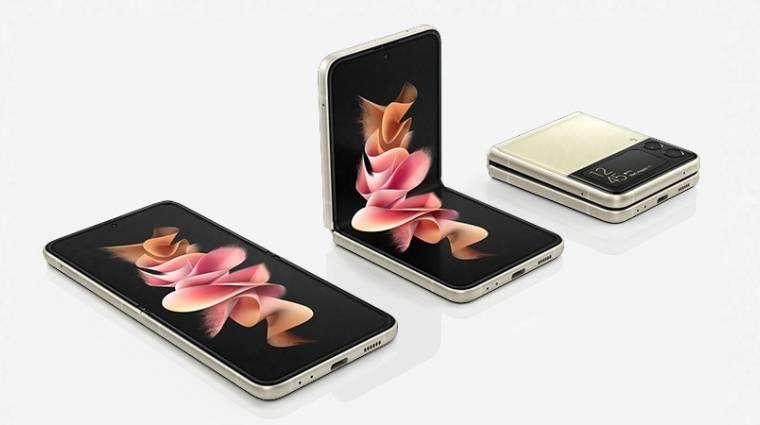 Így teszteli a Samsung a hajlítható mobiljai tűrőképességét kép
