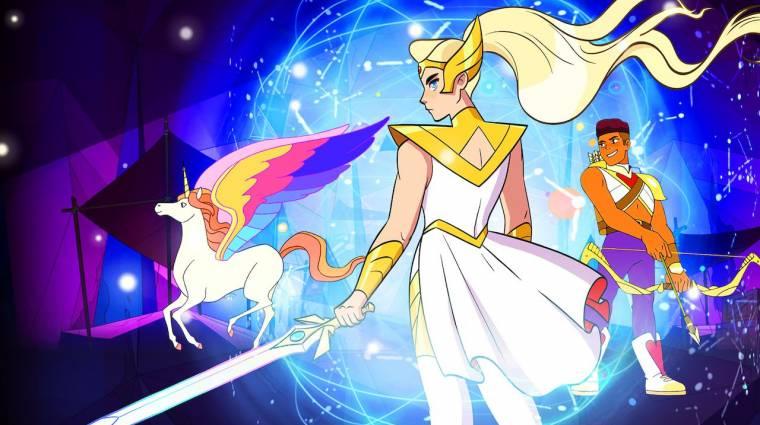 She-Ra egy élőszereplős sorozatot kap az Amazontól bevezetőkép