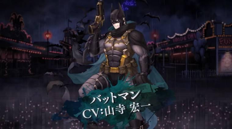 Batman beugrik az animelányok közé bevezetőkép