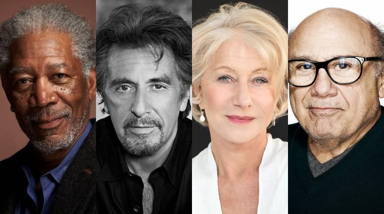 Legendák gyülekezete lesz Taylor Hackford új film noirja, a Sniff kép