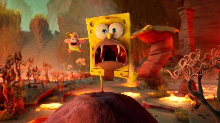 SpongeBob SquarePants: The Cosmic Shake - vadonatúj SpongyaBob platformert kapunk bevezetőkép