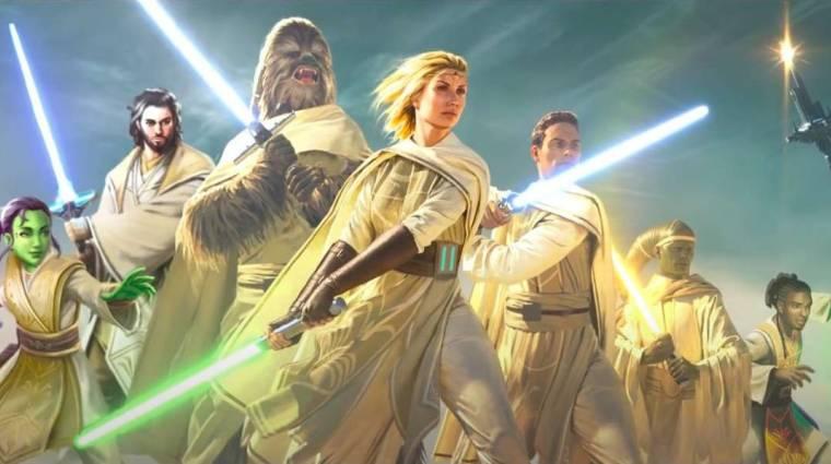 A Jedik ereje - Star Wars: Köztársaság Fénykora: A Jedik fénye kép