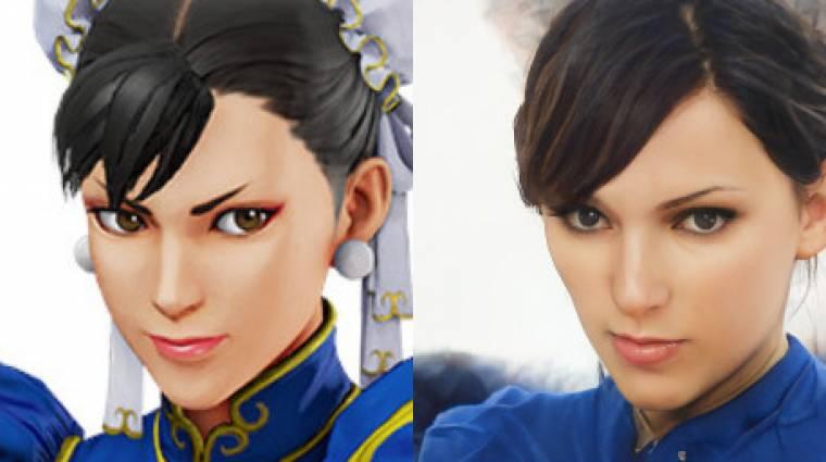 Napi büntetés: az MI szerint ilyenek lennének a Street Fighter karakterek valódi emberként bevezetőkép