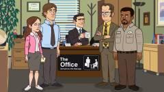 Játék készül a The Office sorozatból kép