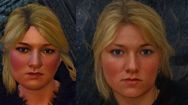 Egy MI élethűvé varázsolta a The Witcher 3-as NPC-ket bevezetőkép