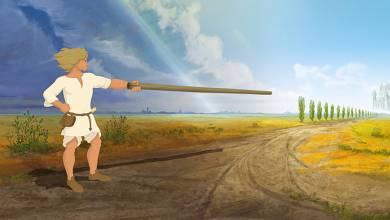 Ilyennek láttuk a Toldi című animációs sorozat nyitányát kép