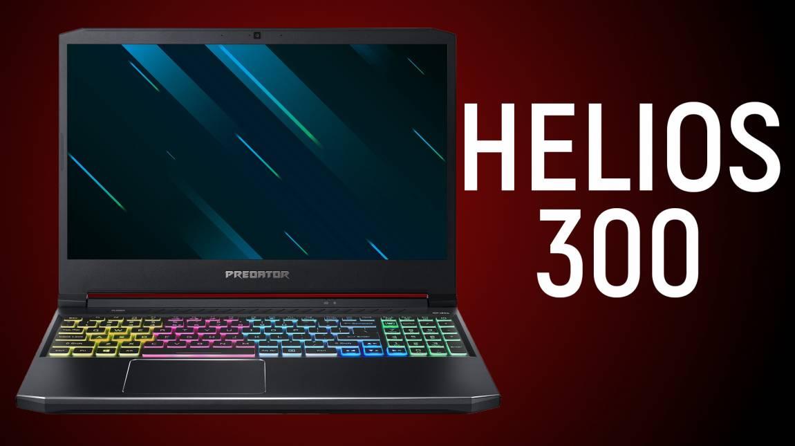 Acer Predator Helios 300 teszt - ami jó, azon ne változtass kép