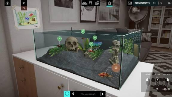 Végre akváriumépítő szimulátor is van már a Steam kínálatában kép