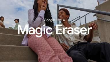 A Google Pixel 6 új funkciója eltávolítja a zavaró képi elemeket kép