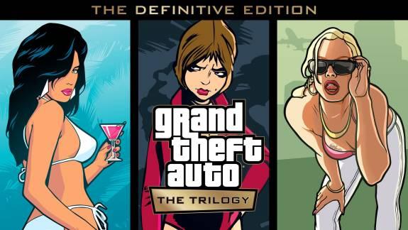Megvan a Grand Theft Auto: The Trilogy - The Definitive Edition megjelenési dátuma, előzetes is jött kép