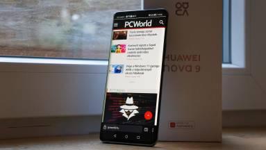 Huawei Nova 9 teszt – A meglepetések és kérdések mobilja kép