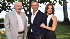 Két kérdés megválaszolása után kezdődik egy James Bond-film forgatása kép