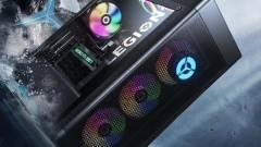 Bemutatta a legújabb Intel architektúrára épülő gamer PC-jét a Lenovo kép