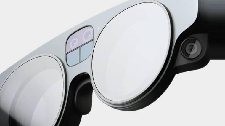 A Microsoft Hololens babérjaira törne a Magic Leap új AR-szemüvege kép