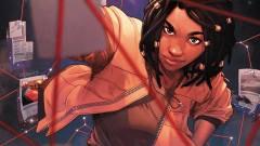 Új szuperhőssel erősít a The CW, íme Naomi kép